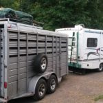 Horse Trailer Buyer Tips: Slant Loads vs. Straight Loads